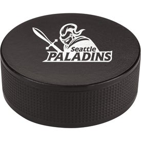 Hockey Puck Squeeze Toy