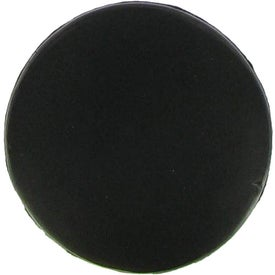 Hockey Puck Stress Ball Branded with Your Logo