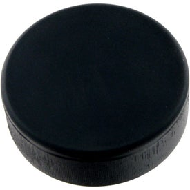 Personalized Hockey Puck Stress Toy