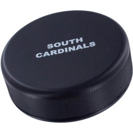 Hockey Puck Stress Reliever for Your Company