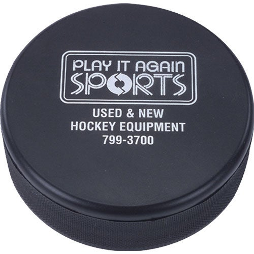 Hockey Pucks Stress Relievers