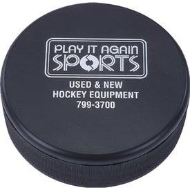 Hockey Pucks Stress Relievers