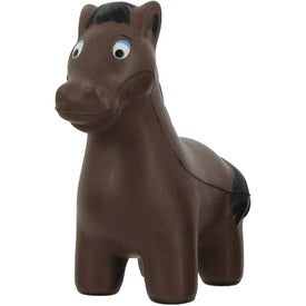 Horse Stress Ball Branded with Your Logo