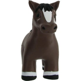 Imprinted Horse Stress Reliever with Sound