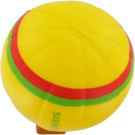 Printed Hot Air Balloon Stress Reliever