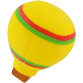 Hot Air Balloon Stress Reliever for Marketing