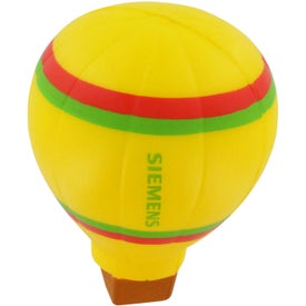 Hot Air Balloon Stress Reliever for Advertising