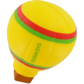 Promotional Hot Air Balloon Stress Reliever