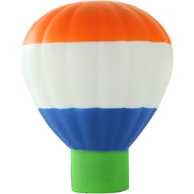 Hot Air Balloon Stress Toy for Your Company