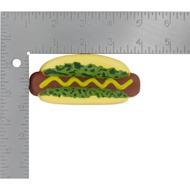 Hot Dog Stress Ball for Promotion