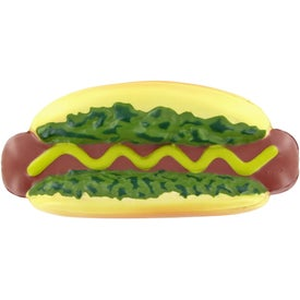 Advertising Hot Dog Stress Ball