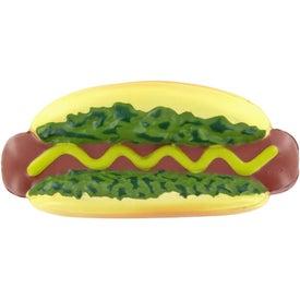 Advertising Hot Dog Stress Ball
