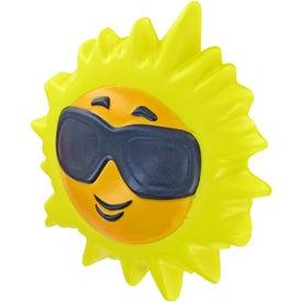 Hot Sun Stress Toy