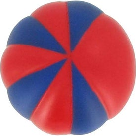 Hot Air Balloon Stress Ball with Your Logo
