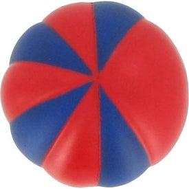 Hot Air Balloon Stress Ball with Your Logo