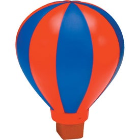 Hot Air Balloon Stress Ball