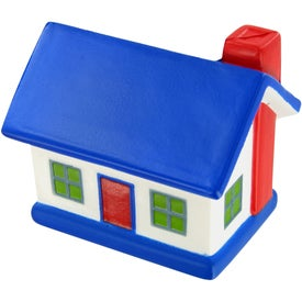 Printed House Stress Toy