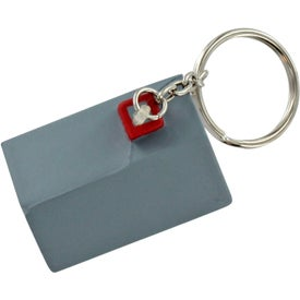 House Stress Ball Key Chain for Promotion