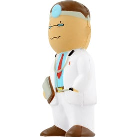 Doctor Stress Ball for Your Company