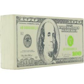 Company Hundred Dollars Stress Toy