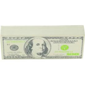 Hundred Dollars Stress Toy