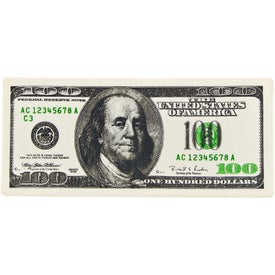 $100 Bill Stress Ball Giveaways