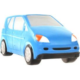 Monogrammed Hybrid Car Stress Ball