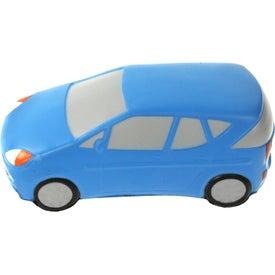 Printed Hybrid Car Stress Ball