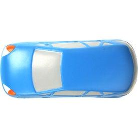Imprinted Hybrid Car Stress Ball