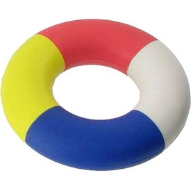 Advertising Inner Tube Stress Ball