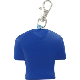 Jersey Key Chain Stress Ball for Your Organization
