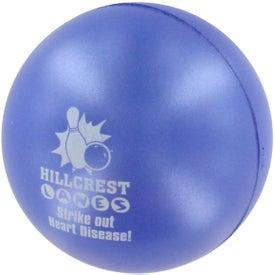 Personalized Jewel Stress Ball
