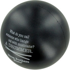 Jewel Stress Ball Branded with Your Logo