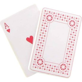 Joker Playing Card Stress Reliever for Your Company