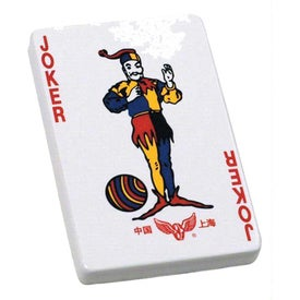 Joker Playing Card Stress Reliever