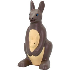 Kangaroo Stress Reliever Printed with Your Logo