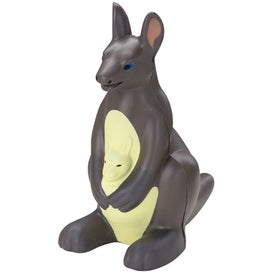 Kangaroo Stress Ball for Your Organization