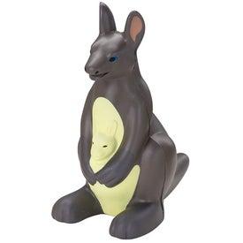 Kangaroo Stress Ball for Your Organization