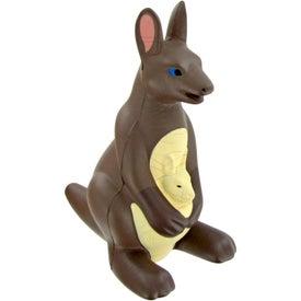 Company Kangaroo Stress Toy