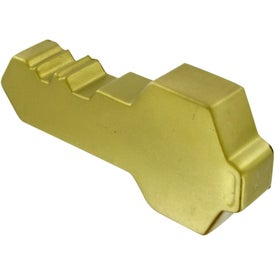 Branded Key Stress Toy