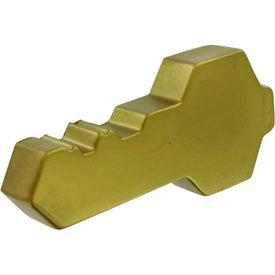 Promotional Key Stress Toy