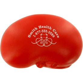 "Kidney Stress Ball (3.5"" x 2.25"" x 1.625"")"