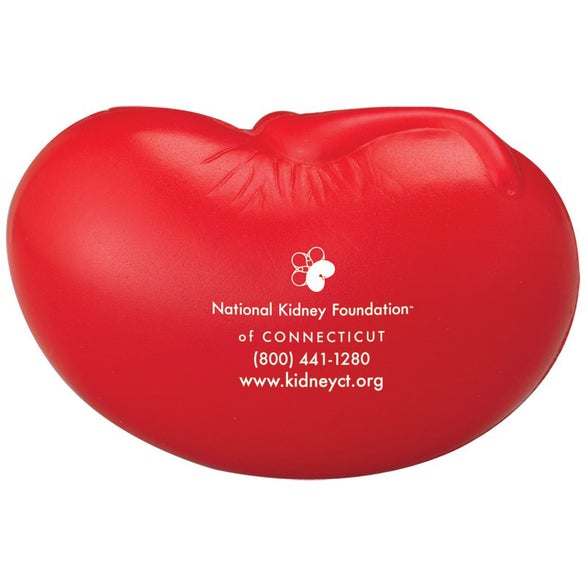 Red Kidney Stress Ball