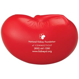 "Kidney Stress Ball (3.5"" x 2.25"" x 1"")"