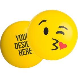 Kiss Kiss Emoji Stress Reliever