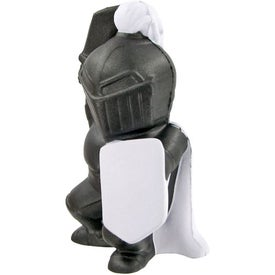 Knight Mascot Stress Ball for Marketing