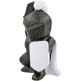 Knight Mascot Stress Ball for Marketing