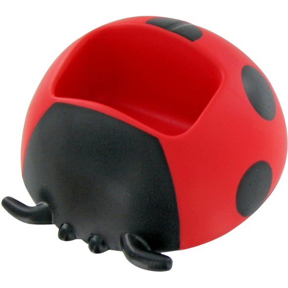 Lady Bug Cell Phone Holder Stress Toy