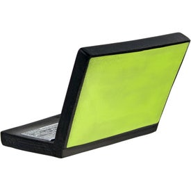 Branded Laptop Computer Stress Toy