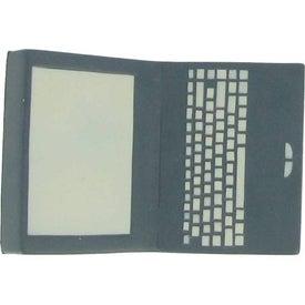 Imprinted Laptop Computer Stress Ball